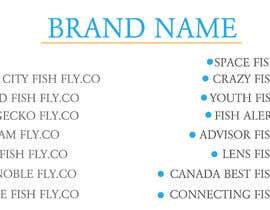 #98 untuk Brand Name for fly fishing gear/apparel company. oleh Miad1234