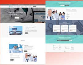 #31 for Home Page Design for Website by ahmedshafiimon