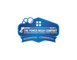 #15 cho Design a Power Washing Business Logo bởi jonymostafa19883