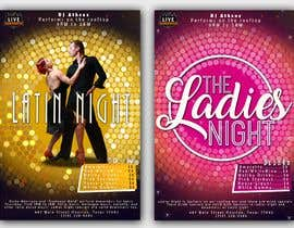 nº 23 pour Flyer for Bar Latin Night & Ladies night par erickaeunicewebb