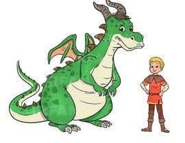 #50 cho Illustration of Linus & Dragon bởi irefirus80