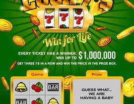 nº 5 pour Designing a Lotto Ticket par kalaja07