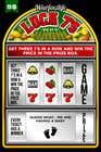 Proposition n° 6 du concours Graphic Design pour Designing a Lotto Ticket