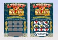 Proposition n° 40 du concours Graphic Design pour Designing a Lotto Ticket
