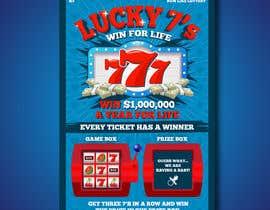 nº 31 pour Designing a Lotto Ticket par dmned