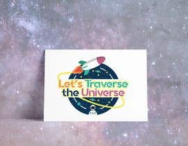 #5 for logo & coloring sheet - Let's Traverse the Universe by Areynososoler