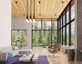 nº 12 pour Blender living room & interior 3D Design par beehive3dworks