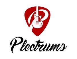 andreschacon218 tarafından I need a logo and cover photo for Facebook for my Plectrums business. için no 61