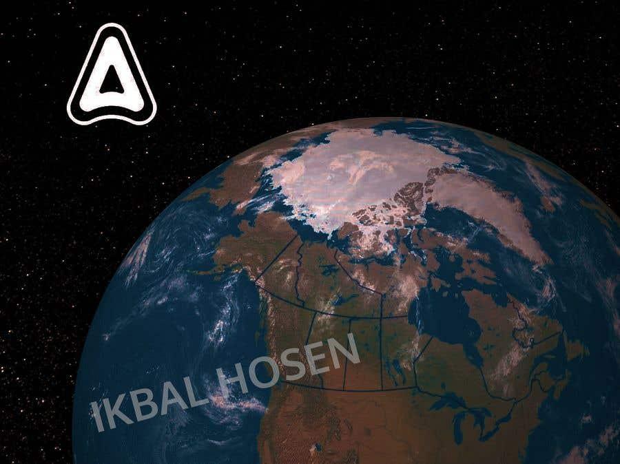 Kilpailutyö #16 kilpailussa Photoshop a picture of North America