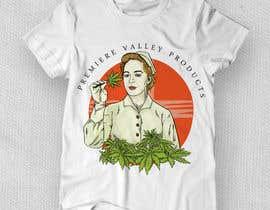 #269 for Create T-Shirt design for marijuana dispensary. af bramanditaiqbal