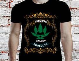 #262 for Create T-Shirt design for marijuana dispensary. af alyeasha2020