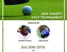 #40 для Charity Golf Tournament Flyer от anaisrakoto