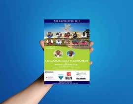 #44 для Charity Golf Tournament Flyer от diptisamant84