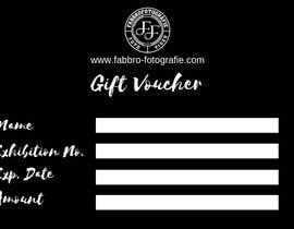#13 for Design a matching gift certificate for my website. by Arghya1199