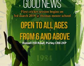 #4 for i need a poster that we ll be starting cricket more details to follow in message af Pavank7g