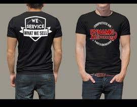 #133 for T Shirt design - logo and slogan af feramahateasril
