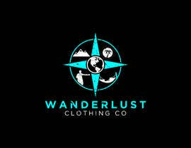 #65 for I need a logo for a travel clothing brand by BrilliantDesign8