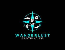 BrilliantDesign8 tarafından I need a logo for a travel clothing brand için no 65