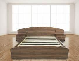 Nro 2 kilpailuun Placement of Furntiure - 1. Brighton Bedroom käyttäjältä aashiq96