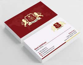 #49 para Business card design por sabbir2018
