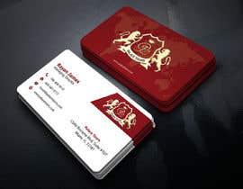 #82 para Business card design por rashikahmed