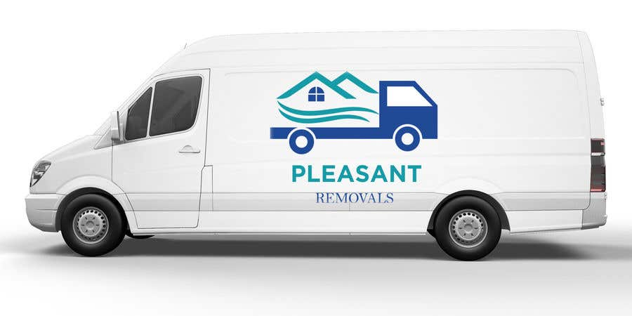 Contest Entry #13 for Pleasant Removals - Logo Competition
