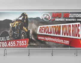#42 for New Banner for trade show 10ft by 3ft by meenapatwal