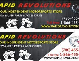 #34 for New Banner for trade show 10ft by 3ft by saurov2012urov