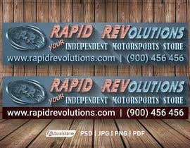 #55 for New Banner for trade show 10ft by 3ft by awaisahmedkarni