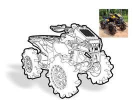 #9 cho Make 3 clipart vector images of supplied real vehicles bởi Sico66