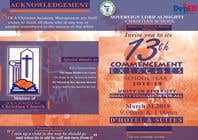Graphic Design Contest Entry #29 for commencement exercises