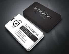 Nro 203 kilpailuun Design A Business Card käyttäjältä uniquegraphix