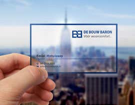 #187 para business card contractor por iqbalsujan500
