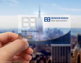 #207 para business card contractor por iqbalsujan500