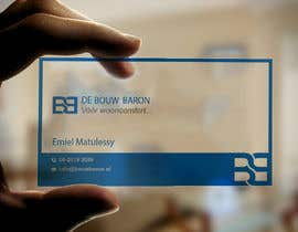 #252 para business card contractor por Uttamkumar01