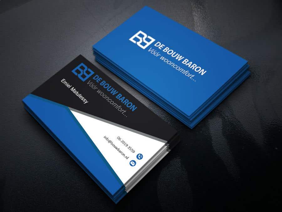 Inscrição nº 133 do Concurso para business card contractor