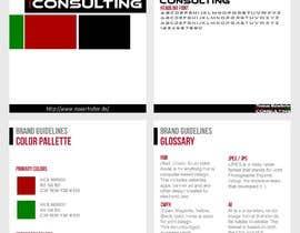 #3 для Refine company corporate design and create a professional CD guideline от sumaiya505