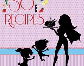 #15 для Mom Cookbook Cover от nazifa22anjam