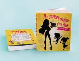#51 для Mom Cookbook Cover от nazifa22anjam