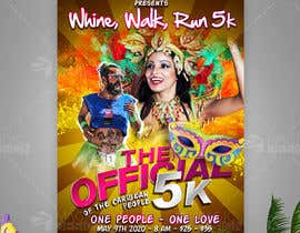 #32 for Flyer for a 5K Run af Magicreative100