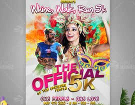 #33 for Flyer for a 5K Run af Magicreative100
