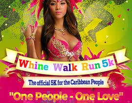 #10 for Flyer for a 5K Run af marianayepez