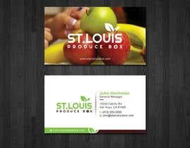 #123 for Design Business Card af patitbiswas