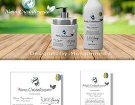 nº 35 pour LABEL for pack (hair cosmetic products) par aminnaem13