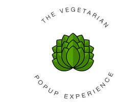 #10 for I need a Logo and Title Picture for a Vegetarian popup restaurant (Social media Channels) by XeniaDP