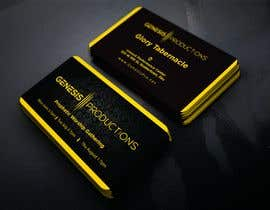 #18 untuk Simple 2 sided business card oleh mbe5a58d9d59a575