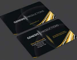 #15 untuk Simple 2 sided business card oleh alamgirsha3411