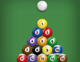 #14 untuk Iam looking for  20 Designs of the following topic without Letter or words: billiards and Snooker oleh alikhalid23