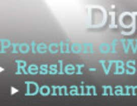 #36 para Banner Ad Design for Digital Security Gate de thedocmaster