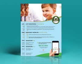 #25 for Rack Card and 8.5 x 11 for Pediatrician's Office af designsourceit